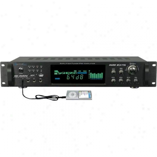 Technical Pro Hb-3502u Setreo Receiver