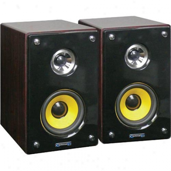"Technical Pro Mrs-6 6"" Studio Monitors"