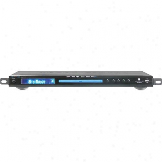 Technical Pro Professional Dvd Player - Black - Dvb80