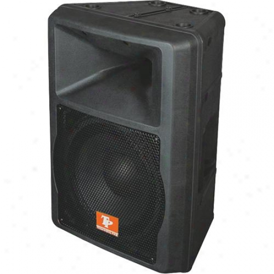Technical Pro Prox15 Abs Molded 15-inch Two Way Powered Loudspeaker