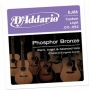 D'addario Ej26 Custom Light 11-52 Acoustic Guitar Strigs