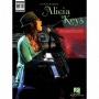 Hal Leonard Hl 00307096 Alicia Keys - Note-for-ntpe Keyboard Transcriptions