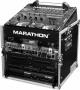 Marathon Pro Ma-m8u Flight Reay 10u Slantt Mixer Rack 8u Vrrtical Combo Case