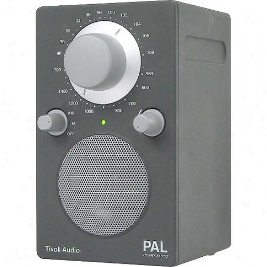 Tivoli Audio Pal Am/fm Radio - Black