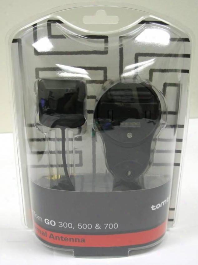 Tomtom External Antenna For Tom Tom 300, 500 & 700