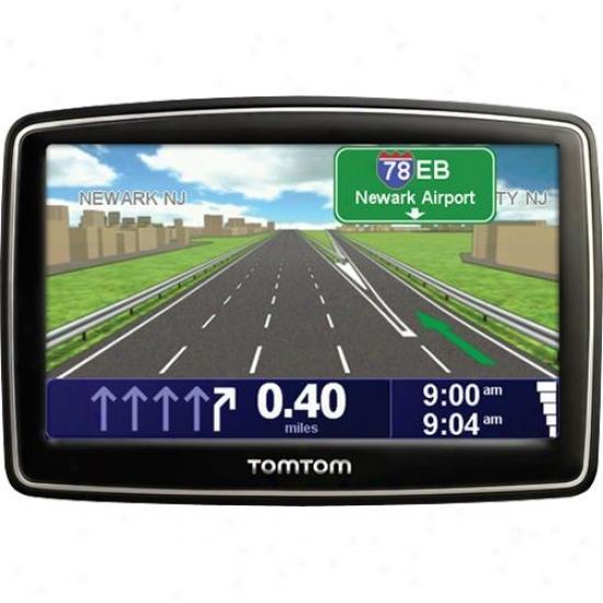 "Tomtom Xl340s 4.3"" Screen Gps Navigation Sysrem"