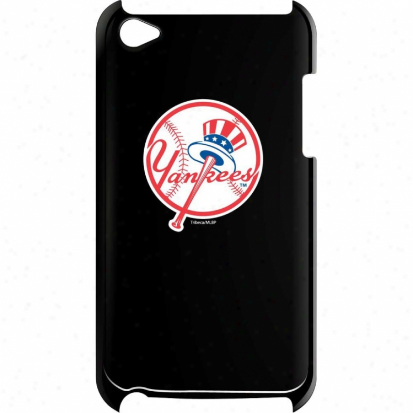 Tribeca New York Yankeeq Ipod Touch Hard-shell Case