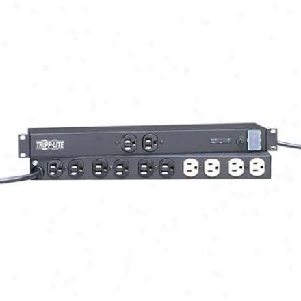 Tripp Lite 15ft 12 Outlet 20 Amp Surge