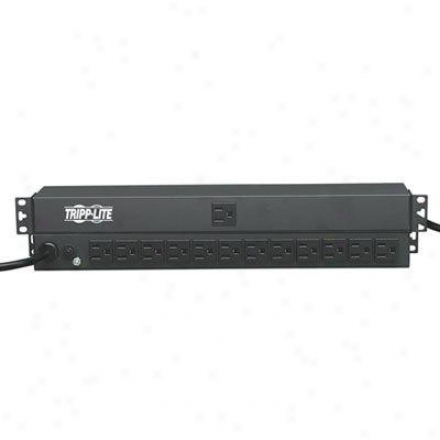 Tripp Lite Rackmount Pdu 15 Amp 120v