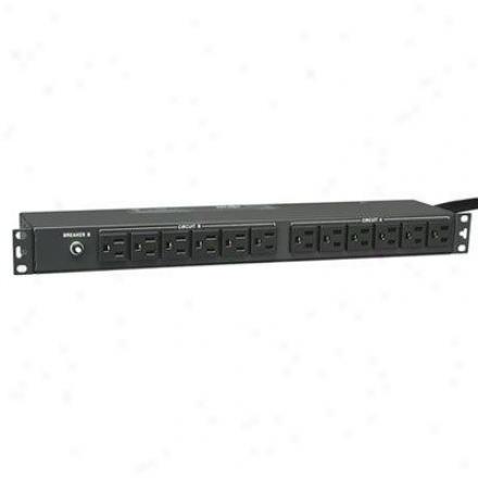 Tripp Lite Rackmount Pdu 24 Amp 120v