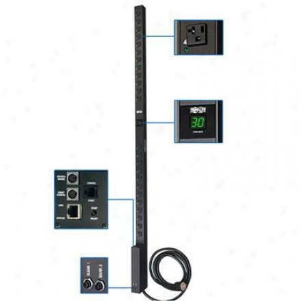 Tripp Lite Switched Metered Pdu W Rm 120v