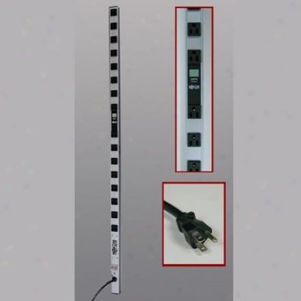 Tripp Lite Vertical Pdu 16 Nema5-15r 15a