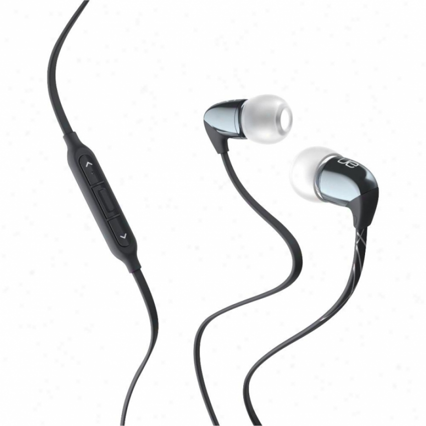 Ultimate Ears 500vi Noise-isolating Headset - Dark Silver