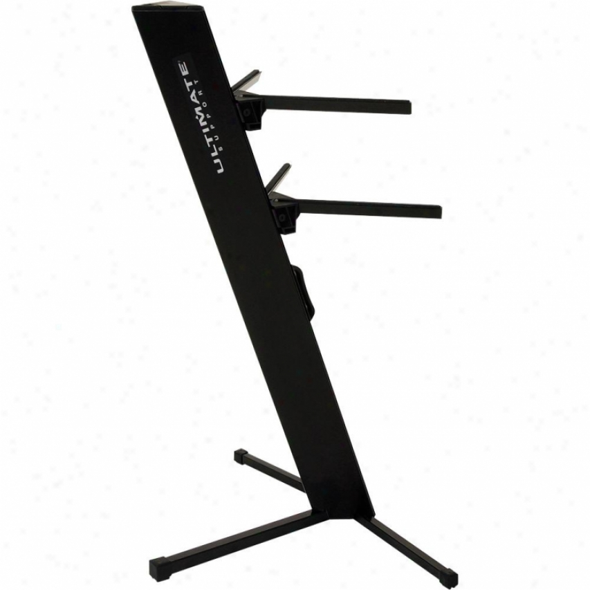 Ultimate Support 11556 Ax-48b Classic Column Keyboard Stand - Blzck