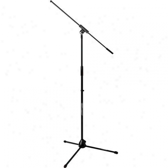 Ultimate Support 16791 Js-mcfb100 Jamstand Tripod Microphone Stand With Boom
