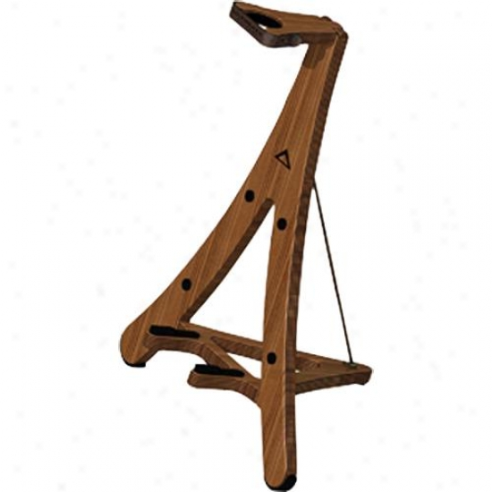Ultimate Support Axcel Wood Guitar Stand-birch