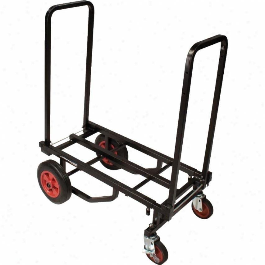 Ultimate Support Js-kc90 Karma Cart Adjustable Pro Equipment Cart - Medium Size