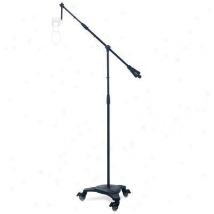 Ultimate Support Mc-125 Studio Series Professional Microphone Boom Stand