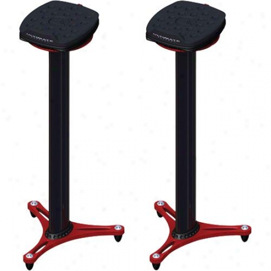 Ultimate Support Ms Mkii Second Generation Monitor Stand