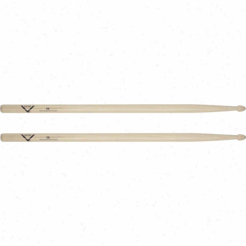 Vater 2b Drumsticks - Wood Tip - Vh2bw