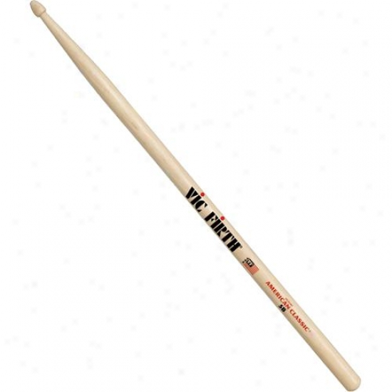 Vic Firth 5b American Classic Hickory Drumsticks