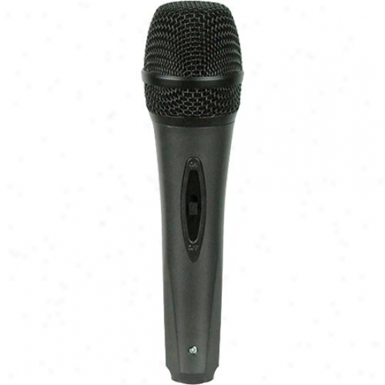 Vocopro Mark-6 Wired Karaoke Vocal Mic