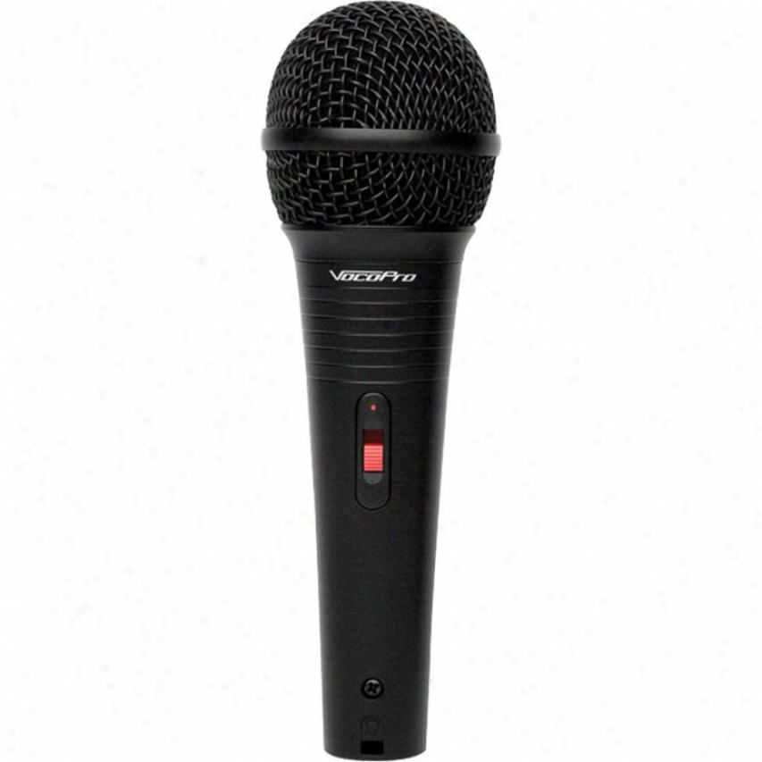Voc0pro Mk-38pro Wired Karaoke Vocal Microphoje