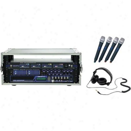 Vocopro Passage-3000 Wireless Karaoke Recording System