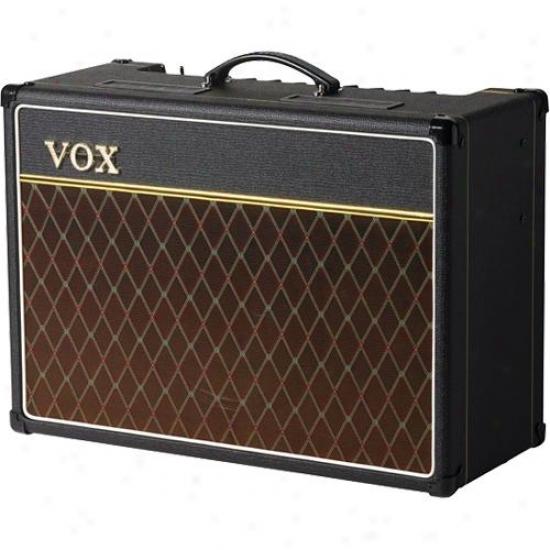 Vox Ac15c1 15-watt Guitar Combo Tube Amplifidr