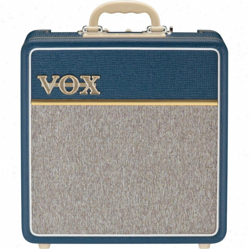 Vox Ac4c1-bl 4-watt Tube Music Combo Amplifier