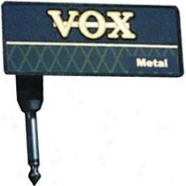 Vox Apmt Metal Ampoug Amp Plug