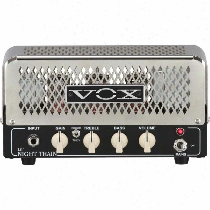 Vox Lol' Darkness Train Amplifier Head Nt2h
