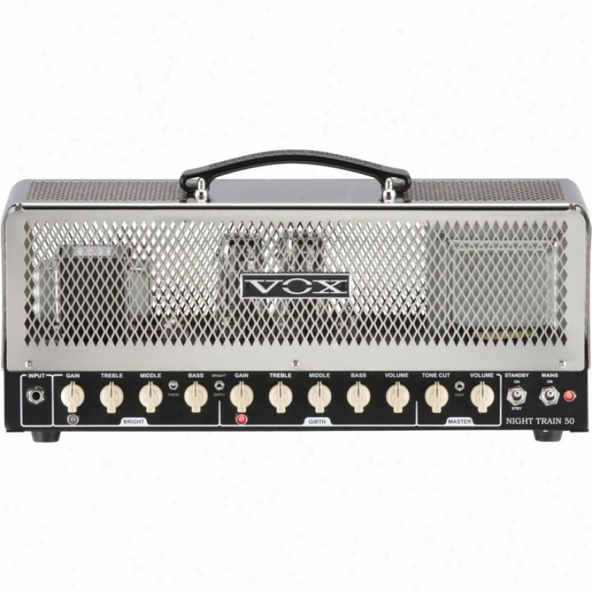Vox Night Trap 50-watt Amplifier Head