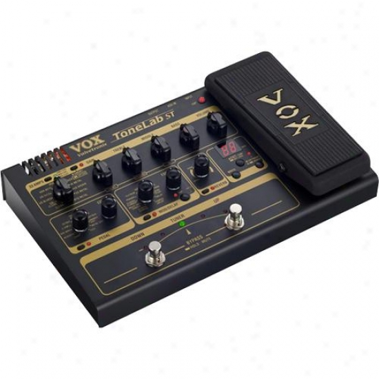Vox Valvetronix Tonelab St Guitar Effects Processor