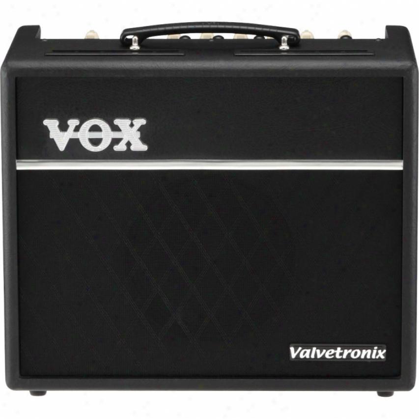 Vox Vt40+ Valvetronix+ Modeling Guitar Amp