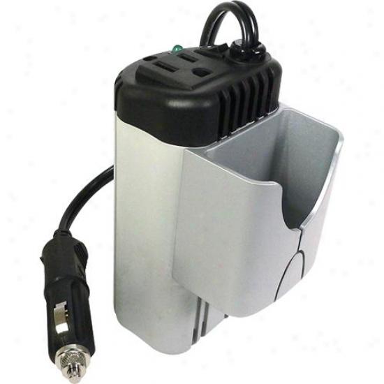Wagan Tech 2406 Smart Ac 150 Usb Traveler Power Converter