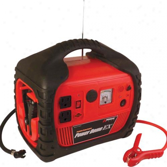 Wagan Tech 2454 Power Dome ExC ompact Generator