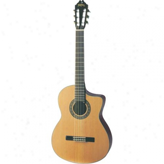Washburn C104sce Classical Guitar