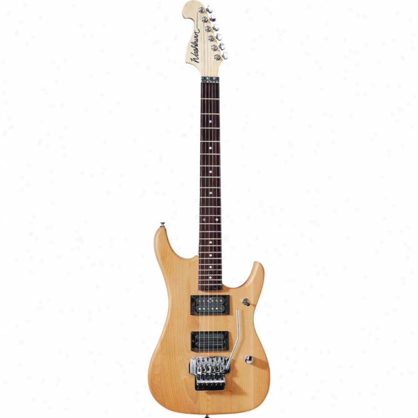 Washburn Nuno Bettencourt Signature N 2 Electric Guitar - Natural Matte - N2nmk