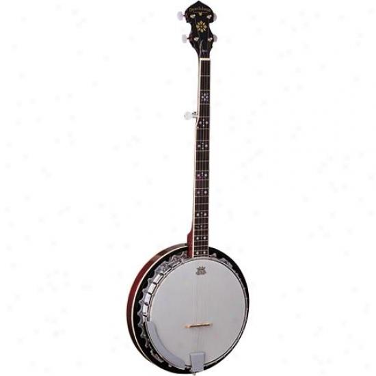 Washburn Ob5 Oscar Schmidt 5 String Banjo By Washburn