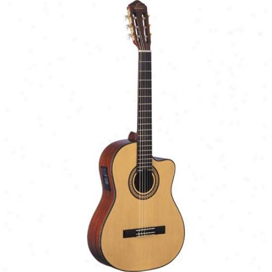 Washburn Oc11cen Oscar Schmidt Classic Design Cutaway Guitar