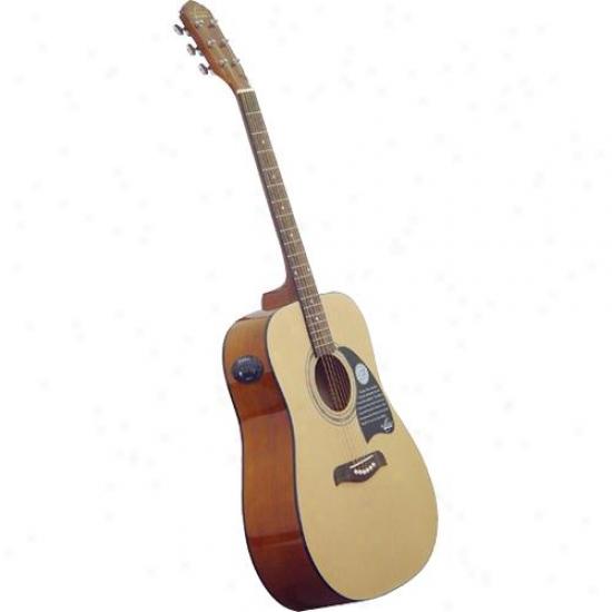 Washburn Og2tpak Oscar Schmidt Acoustic Guitar Pack