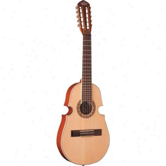 Washburn Oq40s Oscar Schmidt Cuatro Latin Guitar