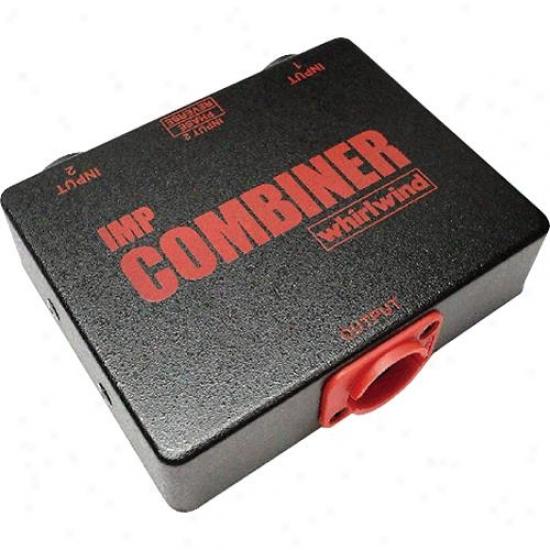 Whirlwind Imp-com Microphone Combiner