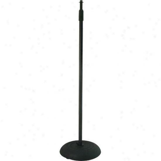Whirlwind Stndmr Connect Series Mic Stand - Black