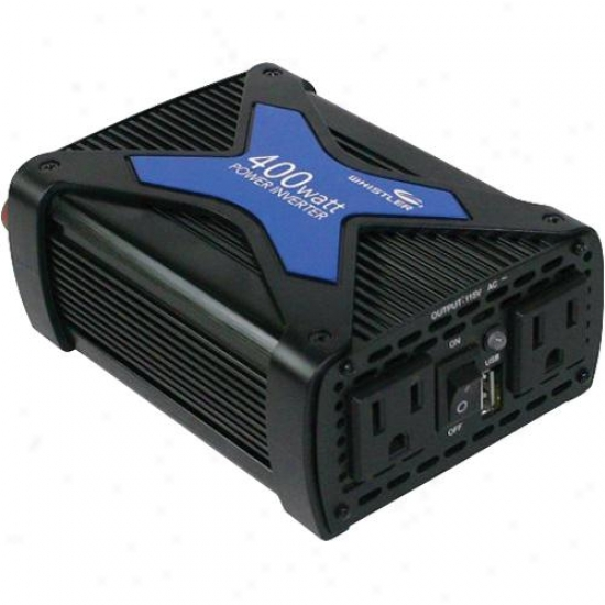 Whistler Pro-400w 400-watt Power Inverter