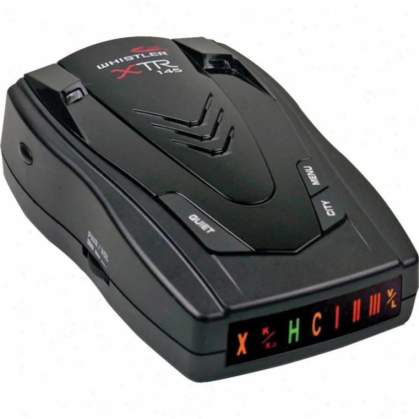 Whistler Xtr145 Radar/laser Detector