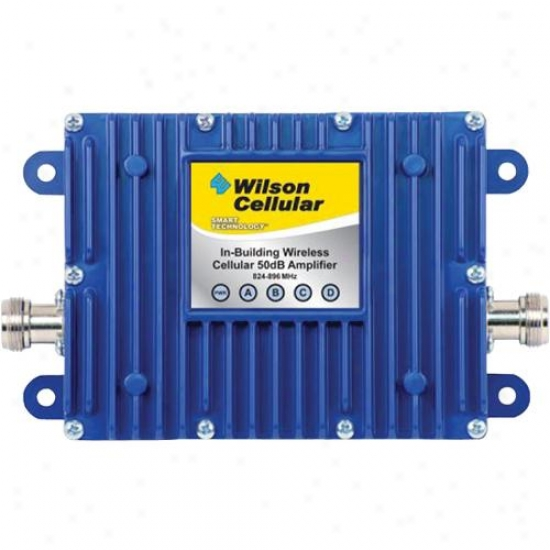Wilson Electronics, Inc. 50 Db In Building Amp 800 Mhz