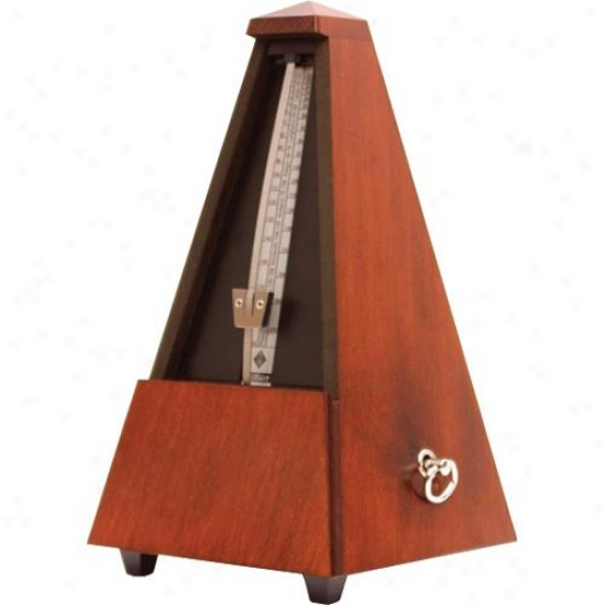 Wittner 6401 Taktell Super-mini Metronome - Red