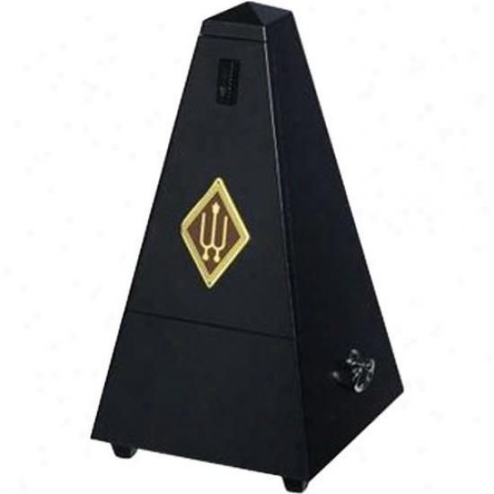 Wittner 806k Wittner Black Plastic Case Metronome